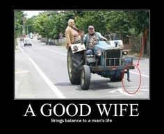 life, laugh, funny pictures, wife, funni, hilarious pictures, humor, bring balanc, quot