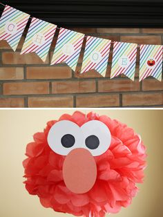 party :: elmo birthday @Annette Howard Howard Howard McDonald we can make this!!