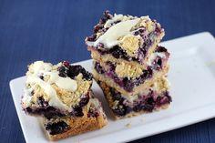 Blueberry Crumb Bars Recipe