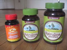 Natural supplements with supernutrients- made in Hawaii: check these out #fitfluential