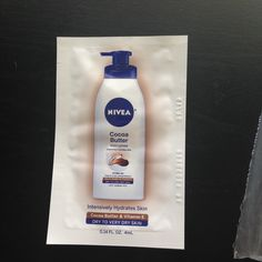Nivea body lotion sa