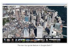 "Google Updates Earth With ""Tour Guide"" & More 3D Imagery #google #googlemaps #googleearth"