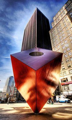 Across from Ground Zero, NYC