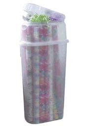 Rubbermaid Gift Wrap Storage Container Listitdallas