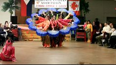 Filipino Cultural Dance: Terrace, BC February 11, 2012