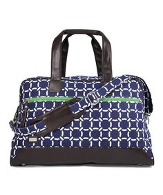 Look what I found on #zulily! Ame & Lulu Harbor Expediter Weekender by Ame & Lulu #zulilyfinds