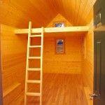 Bunkhouse Interior resized - Tinygreencabins