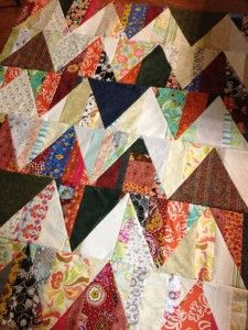 Just to mention that I am adding recent quilt tutorials to Quilt Tutorials Two