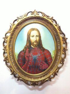 Artist Paints Superhero Costumes on Christian Figures