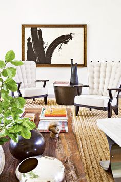 Inspiring Spaces- Hamptons Edition via A House in the Hills