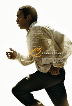 12 Years a Slave (2013) I'd been putting this one off because I knew it would be extremely uncomfortable to watch and quite brutal. After it won Best Picture at the Academy Awards I couldn't put it off any longer. And I wanted to see the great acting performances,