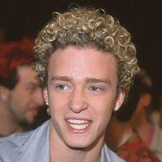 Hot Guys Before They Had Good Hair: Justin Timberlake