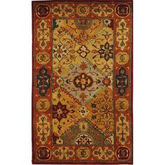 I pinned this Milas Rug from the Safavieh Rugs event at Joss and Main!