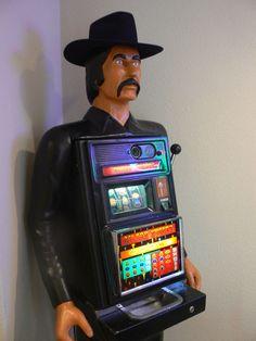 US $4,485.00 Antique VIntage Slot Machine Man Cave Game Room