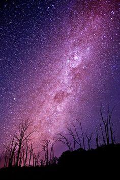 The Beautiful Milky Way | New England, USA