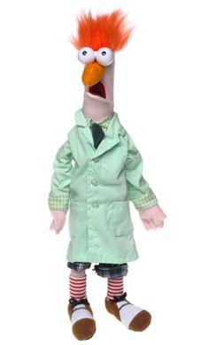 beaker - muppet