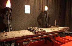 weapon, tortur devic, tortur chamber