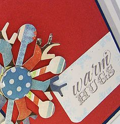 Sweet 'n Sassy Stamps: Warm Hugs and Snowflake Flourish Stamps