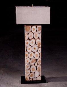 Driftwood lamps ikea hackers ikea hackers - Interior Modern Wood Lighting Amp Lamp Gallery 01 On