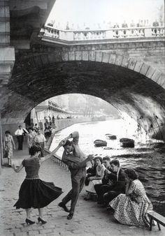 Paris Youth Culture: France, 1950s