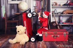 Lisa karr photography x mas, winter, santa, toddler boy, beloit wisconsin