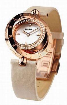cool versace watch