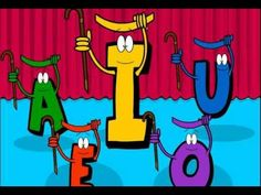 Short Vowel Video