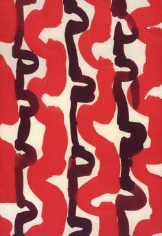 "Leanne Shapton's ""Sketchbook Pattern, London,"" 2009. Courtesy of Princeton Architectural Press"