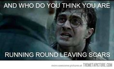 Harry Potter humor :) @Sarah Chintomby Newell
