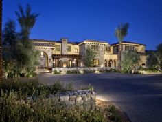 Baseball legend Randy Johnson's 25,000 sq. ft. Paradise Valley estate
