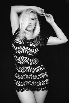 Nicole Lebris - Curvy is the new black.