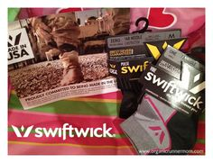 Organic Runner Mom Product Review: Swiftwick Socks. Do What Moves You. @swiftwicksocks