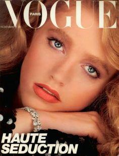 Maria Von Hartz for Paris Vogue November 1981