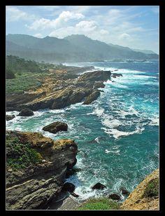 Point Lobos at Carmel