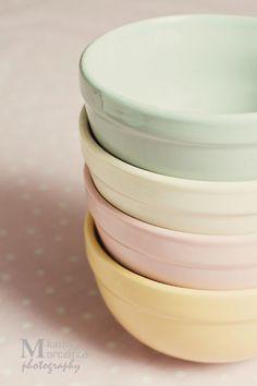 mixing bowls, pretti pastel, color schemes, pastel colours, pastel life, pastel bowl, pastel colors, shade, easter treats