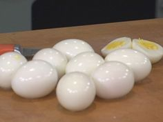 The Perfect Hard Boiled Egg