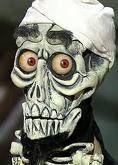 Achmed the Terrorist ventriloquist dummy.