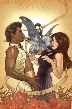 FAIREST Cover 2 by  Adam Hughes