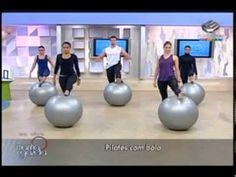 Vibe Academia - Pilates com Bola