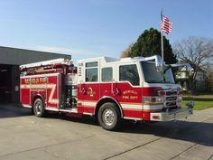 Bemidji Fire Department (MN)   Engine 2 - 2008 Pierce Velocity 1500 GPM Class A Pumper    www.setcomcorp.com