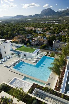 SHA Wellness Clinic Albir - Real estate is our passion... www.bulk-partner.com