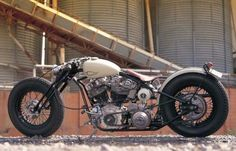 Custom Fighters - Custom Streetfighter Motorcycle