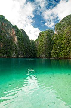disminucion:    Pileh Bay - Koh Phi Phi Leh, The_Nomad_Soul