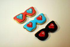sunglasses cookies