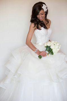 Wedding dresses the real thing on pinterest 597 pins for Suzanna blazevic wedding dresses