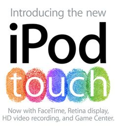 have a think for fingerprints and rainbows product, fingerprint, ipods, iphon, ipod touch, ipodtouchlogopng 326257, favorit thing, list, appl