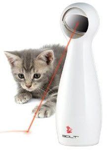 FroliCat BOLT Interactive Laser Pet Toy