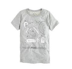 Terrific kids' J Crew tee - all the profits support Teach for America