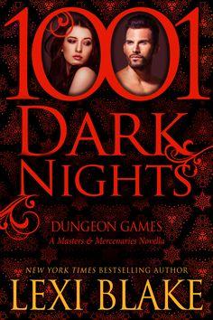 Dungeon Games A Masters and Mercenaries Novella. Masters and Mercenaries Book 6.5. Derek Brighton and Karina Mills.