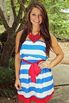 American Honey Dress $50.99 #SouthernFriedChics